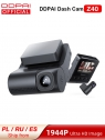 מצלמה רכב דואלית – DDPAI Z40